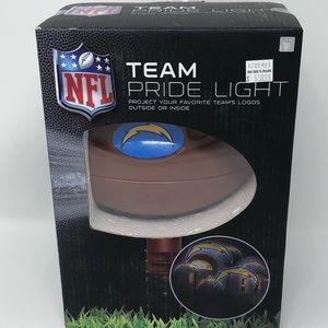 NEW Team Pride Light Team Logo Projector NFL